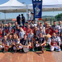 La compagnia di Amelia vince la XL Edizione della Parata Nazionale della Bandiera